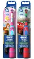 Электрическая зубная детская щётка Oral-B Stages Power DB4.510.K