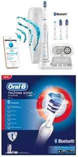 Электрическая зубная щётка Oral-B TriZone 6000 D36