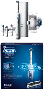 Электрическая зубная щётка Oral-B Genius 9000